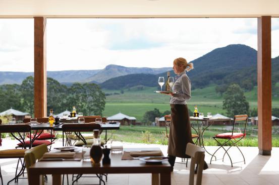 澳大利亚蓝山沃根谷One&Only唯逸度假酒店开启极致味蕾享受