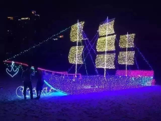 门票免费送 2017杭州绿科秀玫瑰灯光节璀璨来袭