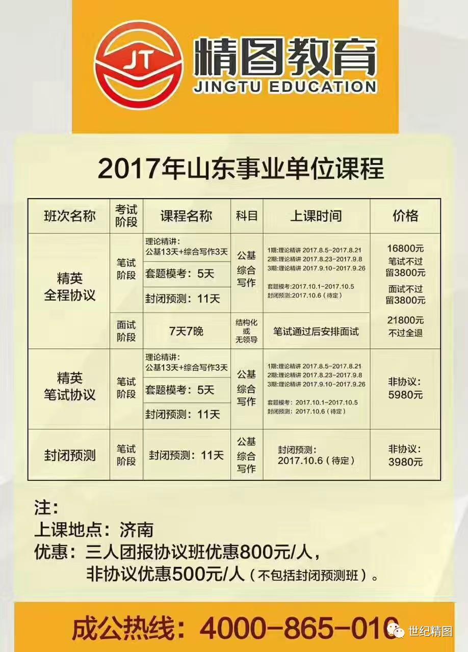 2017年潍坊安丘市退役士兵公益岗 2000人