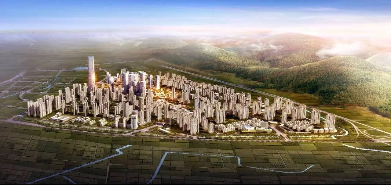 南京青龙山国际生态新城是继长沙梅溪湖国际生态新城,青岛中欧国际城
