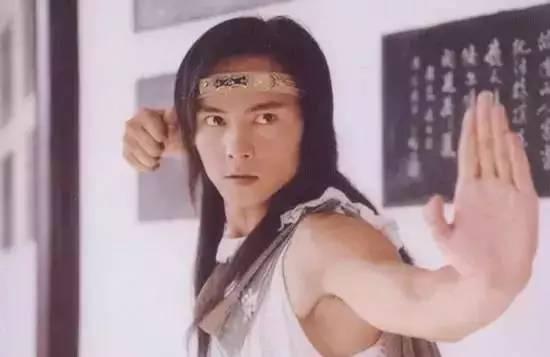 从影17年从替身到武打巨星,张晋的成名来得不算太晚