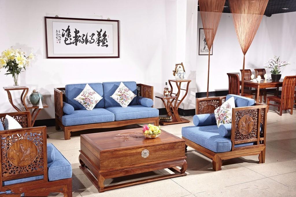 """""""新中式""""是大势所趋的当代设计,而新中式红木家具是对中国古典红木"""