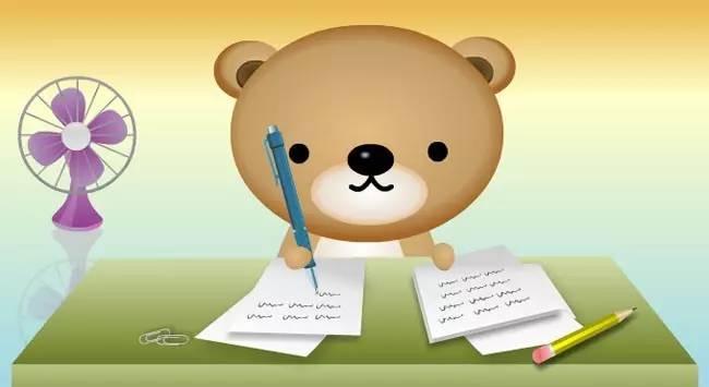 小巴掌童话丨小考拉熊的信