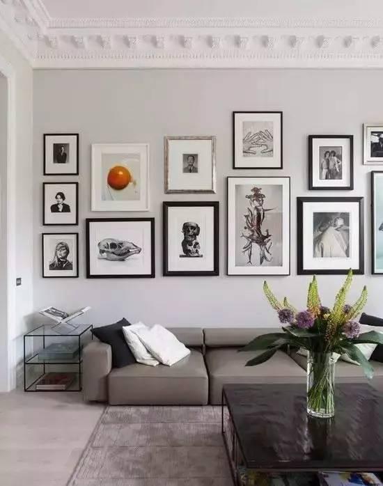 石膏线-墙面图片