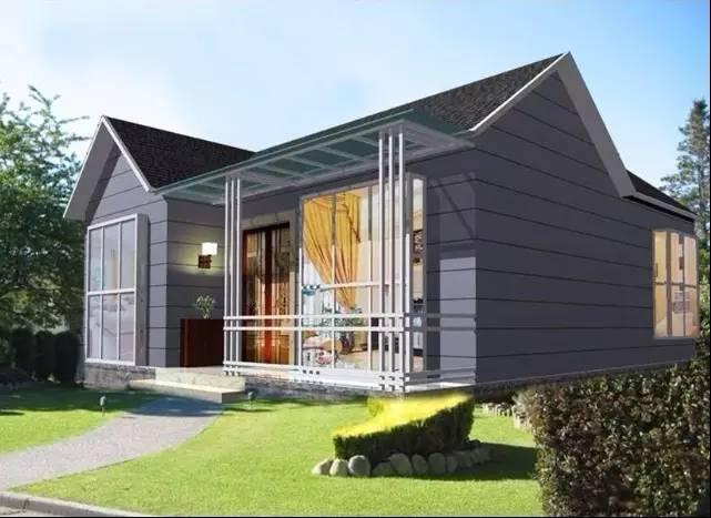 轻钢结构房屋的十大优势