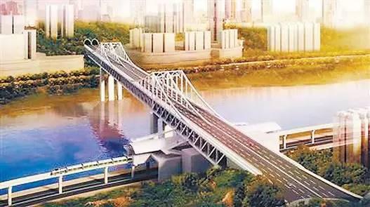 郭家沱长江大桥启动招标 让我们看看重庆正在建设的重要桥梁还有哪些图片