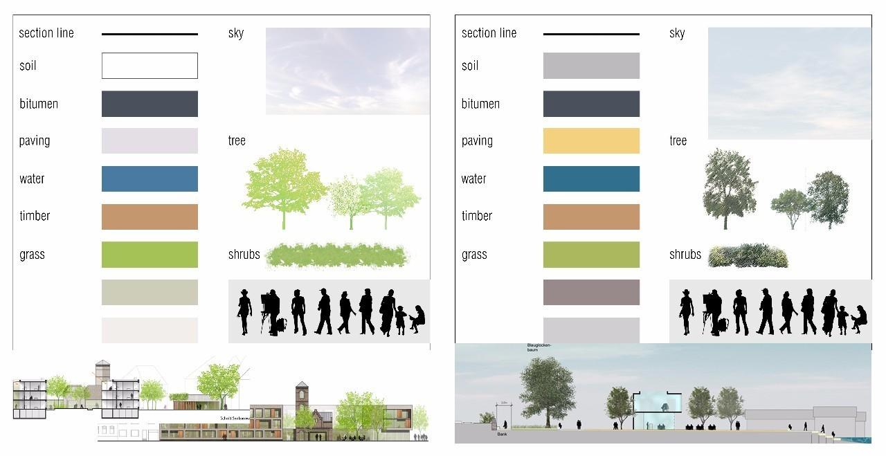 教育 正文  景观分析图中 植物分析图必不可少 它可以表明场地中植被