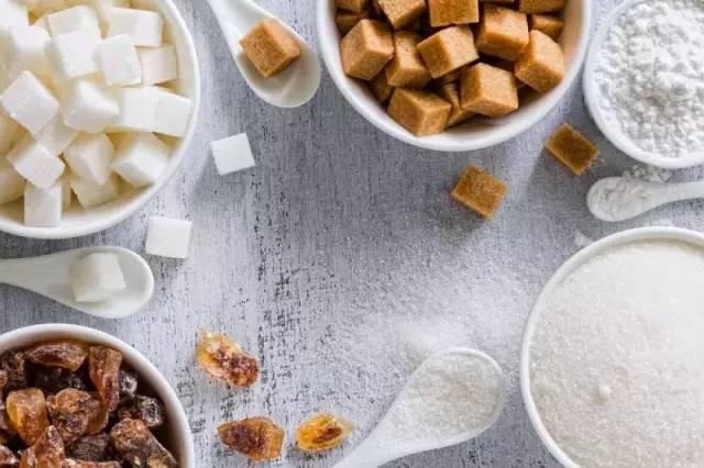 作用、疙瘩、榨菜,冰糖天差地别,千万别放错了红糖白糖体现图片
