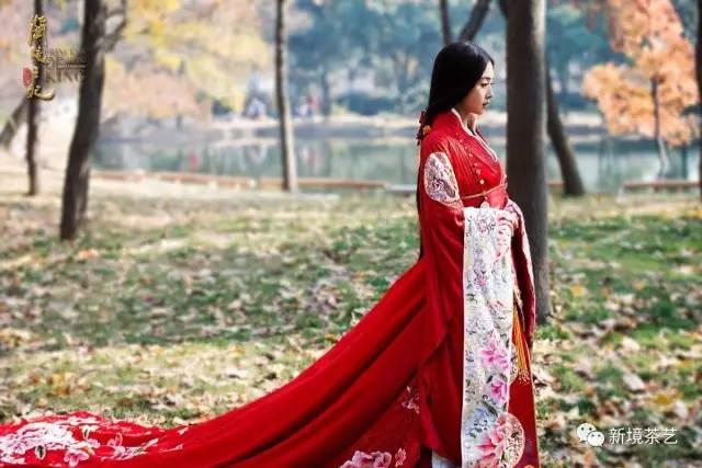 中国古代女子服饰演变史图片