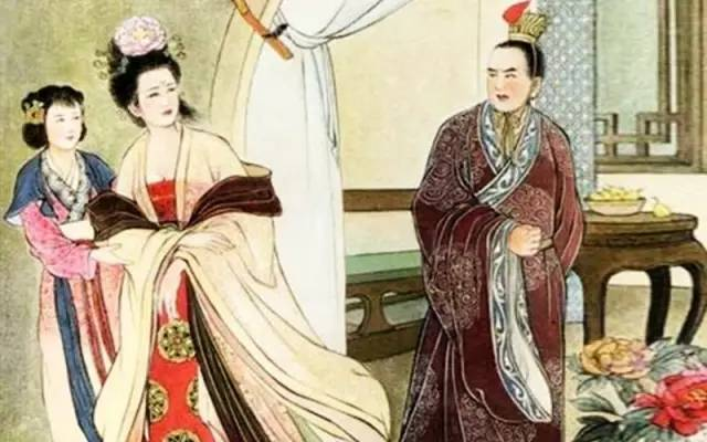 秦汉皇帝手绘图