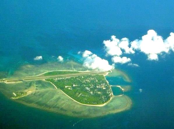 世界上唯一一个只允许中国公民去的地方 西沙群岛