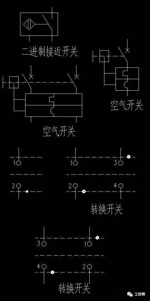 Visio在电气工程制图中的应用图纸拼兔妮可豆豆图片