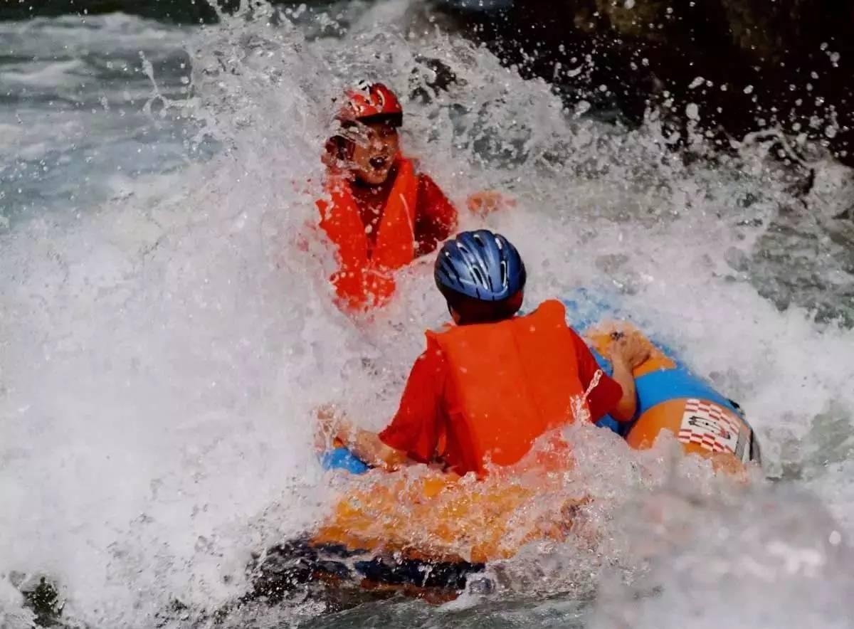 一路欢笑,一路尖叫,一起湿身一起浪 7月30日瑞金木鱼山漂流一日游,约起来 搜狐旅游 搜狐网
