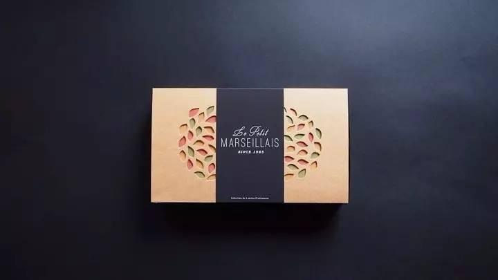 marseillais香皂品牌包装