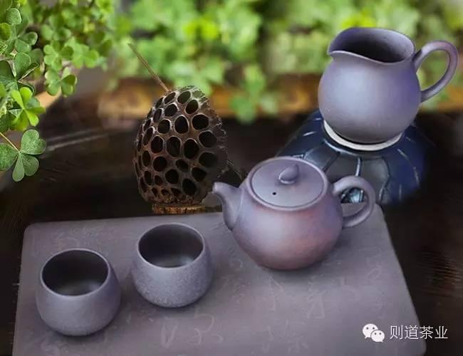 茶具组装步骤图解