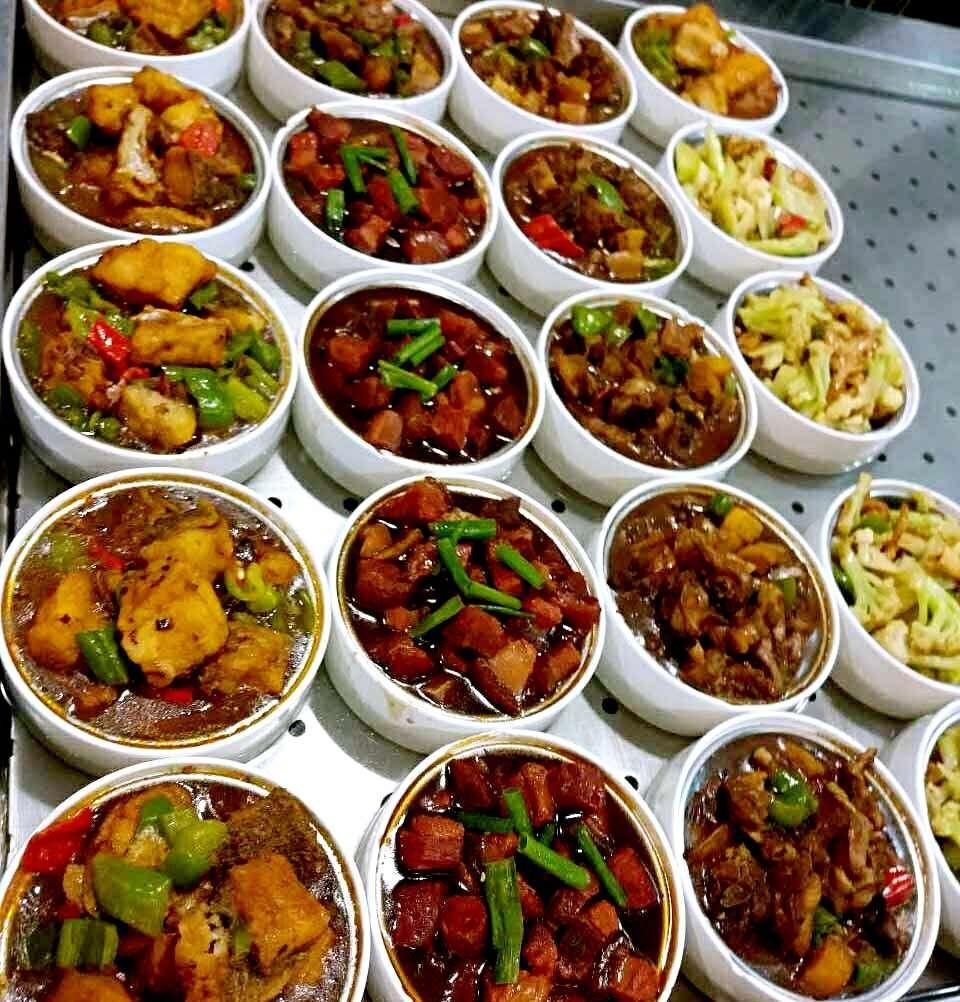 西亚光山全国美食美食尚汇聚小吃地方特色城市横峰什么有广场图片