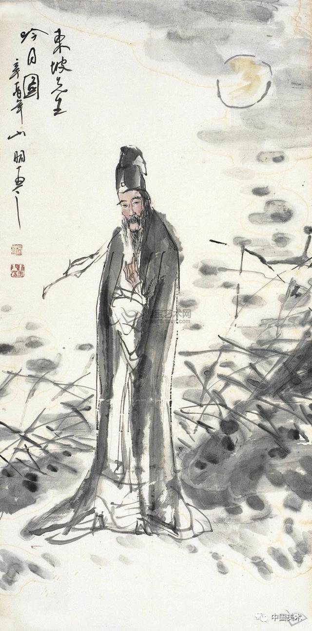 视点| 吴山明:我对写意人物画的一点看法