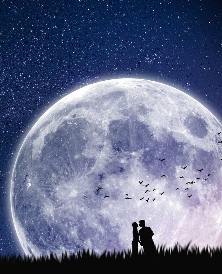 人类月球日 | 今晚,最宜脚踏实地仰望星空图片