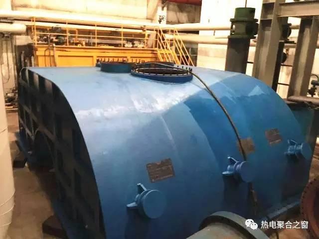 低压缸为双层缸结构,即外缸和内缸.