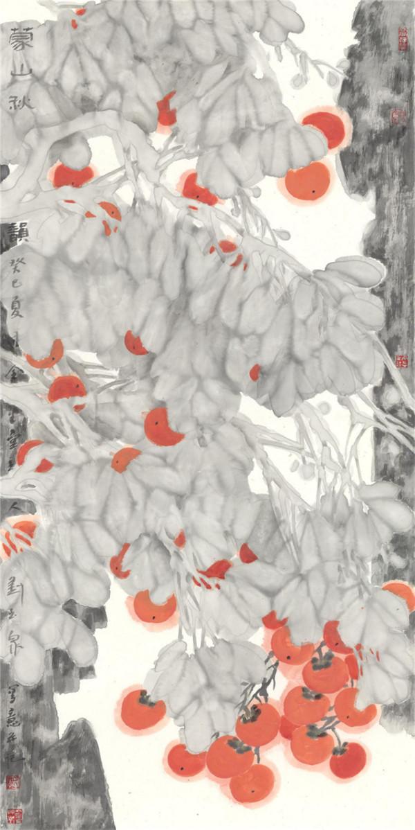 中国当代名家刘玉泉的花鸟艺术
