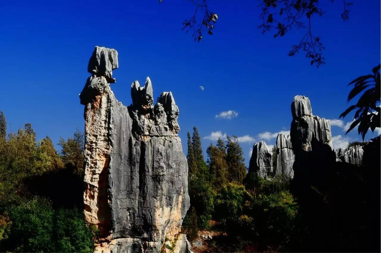 石林形成于2.7亿年前,经漫长地质演化和复杂的古地理环境变迁,才形成了现今极为珍贵的地质遗迹;它涵盖了地球上众多的喀斯特地貌类型,分布世界各地的石林仿佛汇集于此,其石牙、峰丛、溶丘、溶洞、溶蚀湖、瀑布、地下河错落有致,是典型的高原喀斯特生态系统和最丰富的立体全景图。 贵州荔波 荔波县归属黔南布依族苗族自治州,与广西接壤。茂兰国家级喀斯特森林自然保护区就位于荔波县的东南部,它由东南部的喀斯特森林区、甲良镇洞庭五针松保证点及小七孔喀斯特森林科学游览区三部分组成,总面积21285公顷。其中核心区5827公顷,