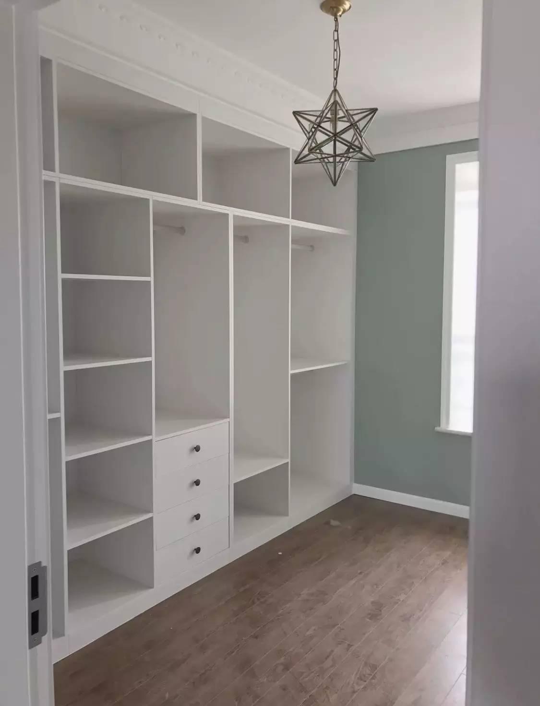 【欧榭丽整体家居】衣柜内部结构图,快来收藏!