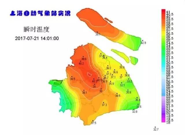 徐家汇站气温top6