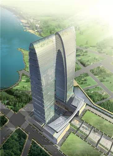 中国各大城市的地标性建筑