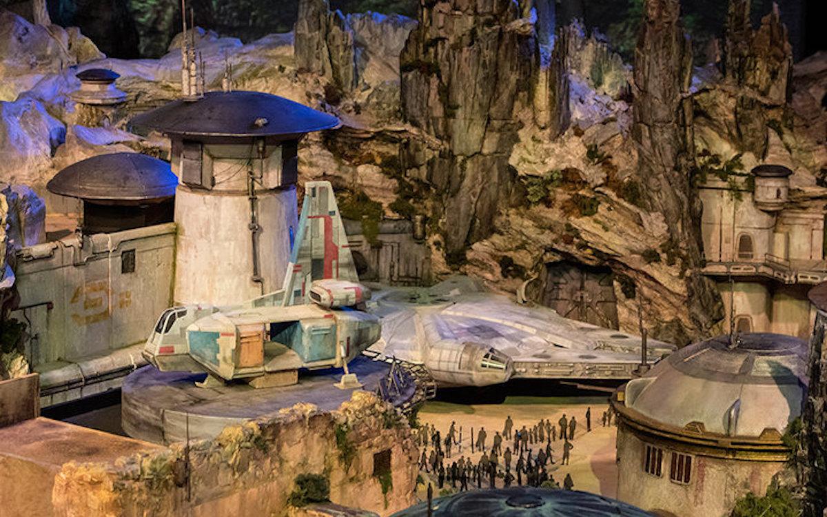 捧红星球大战还不够,迪士尼乐园还将有这些大变化图片