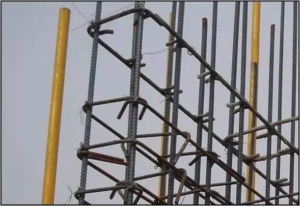 梯子筋-这才是鲁班奖工程,钢筋就要绑扎成这样