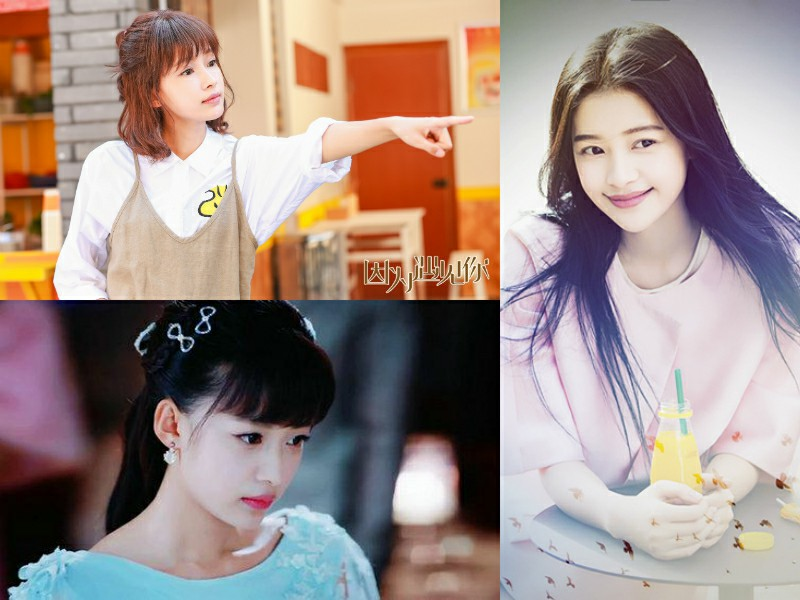 孙怡无疑是今年走红最快的女星,上半年凭借在湖南台热播的电视剧图片