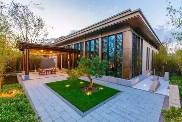 中式与豪宅 北京五大新中式别墅精选回顾