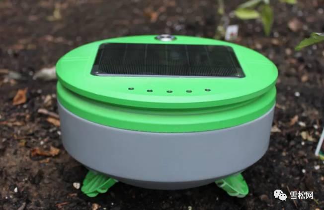园丁机器人tertill问世 可以自动巡视用户花园