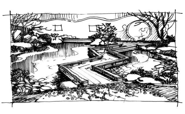 四种意境,读懂中国古典园林的浪漫!