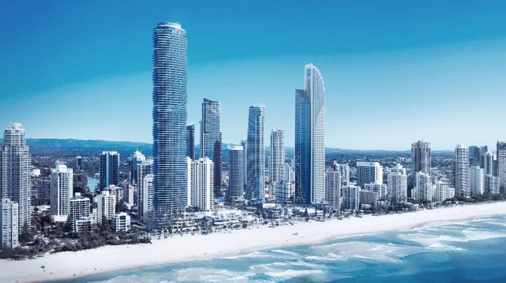 澳大利亚第一高,复华耀世