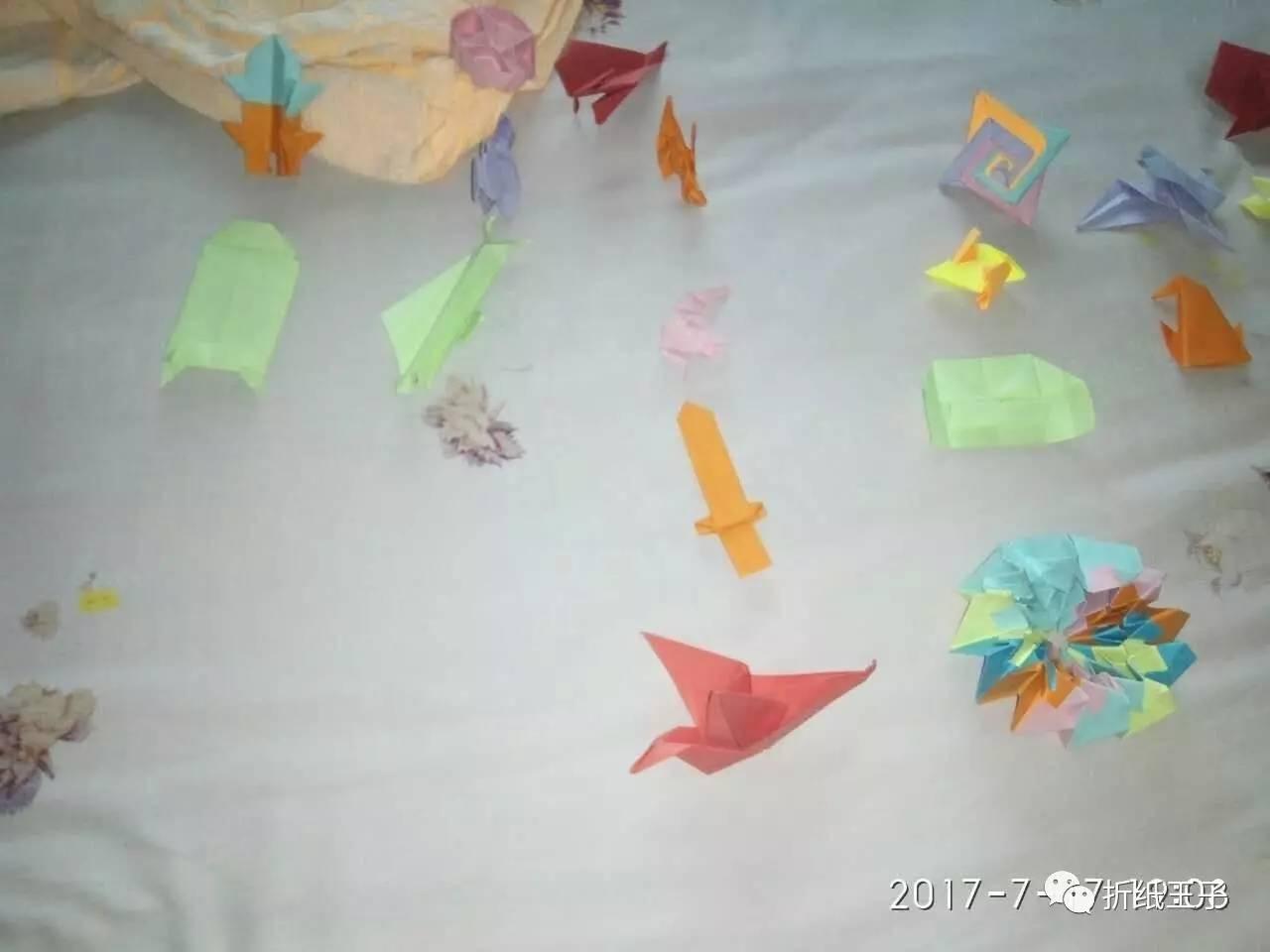 折纸王子学员作业展7.23