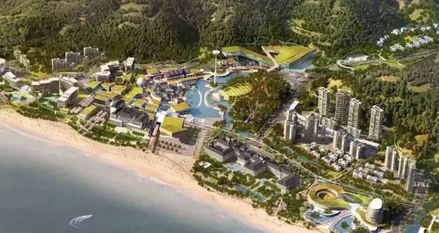 未来,这个广东知名秘诀酒店计划有w,洲际,凯悦,英迪格等世界最大我的家教a秘诀群落图片