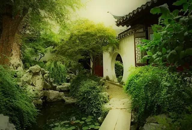 明清私家园林植物配置对现代园林空间营造影响