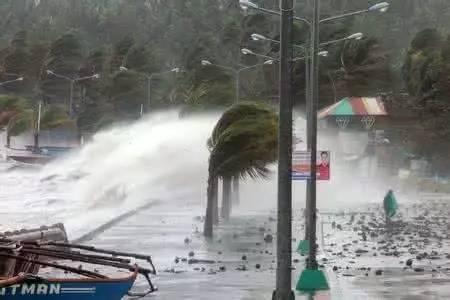 天气 台风 洛克 已登陆香港,未来几天揭阳的天气是