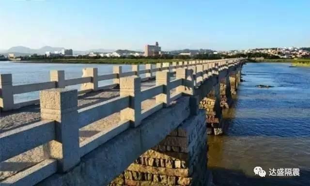 中国古代桥梁抗震传奇
