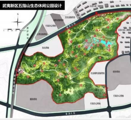 市之力打造 的武夷新区潜力多大 让我们来看看