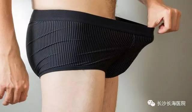男性阴茎包皮过长