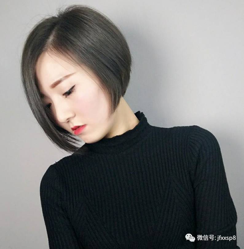 短发超减龄(35款)_突袭时尚_突袭网图片