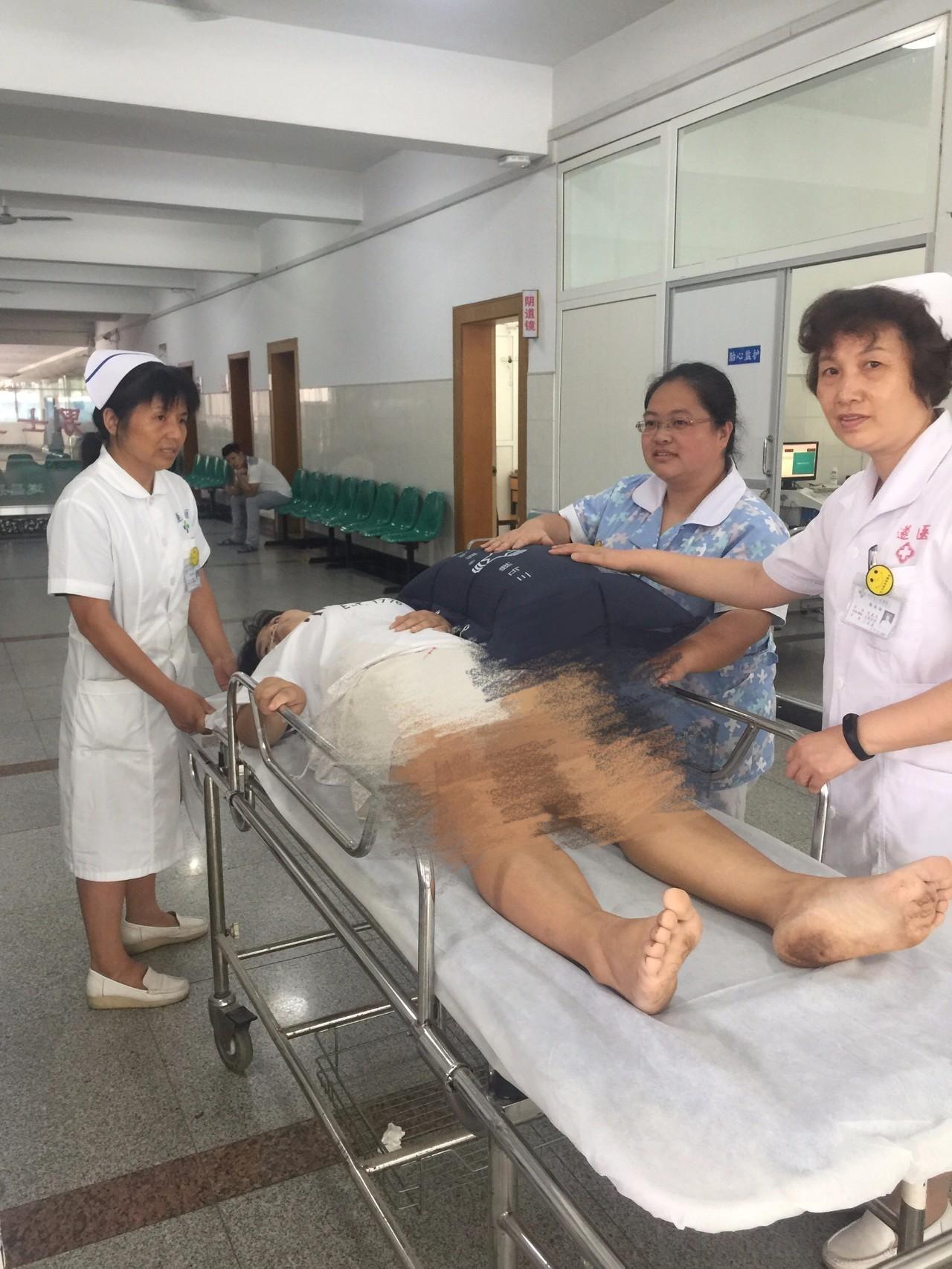 丽水一孕妇喊肚子疼,一查竟医生吓坏了