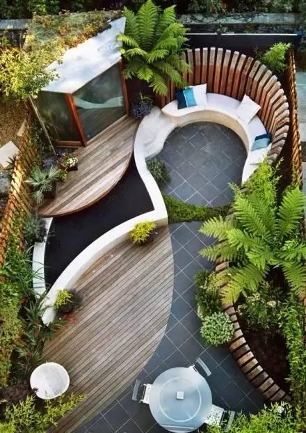 最美庭院设计大全,让人心动!