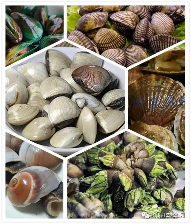 原来川岛有这么多特色美食!可能你都没吃过
