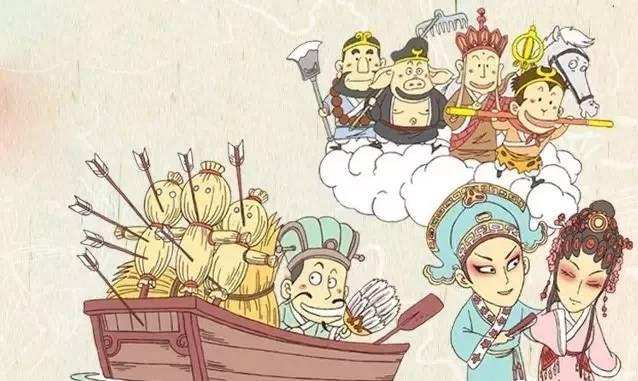 补团  手绘中国历史 地理图册,10000多幅手绘图,一套书让孩子们读完