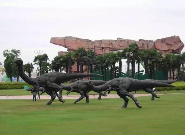 夜游 常州中华恐龙园 或侏罗纪水世界 一日游