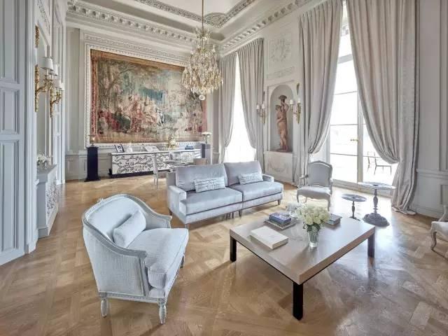 花费4亿英镑,顶级的法式风格,连罗斯福,卓别林都来住的酒店图片