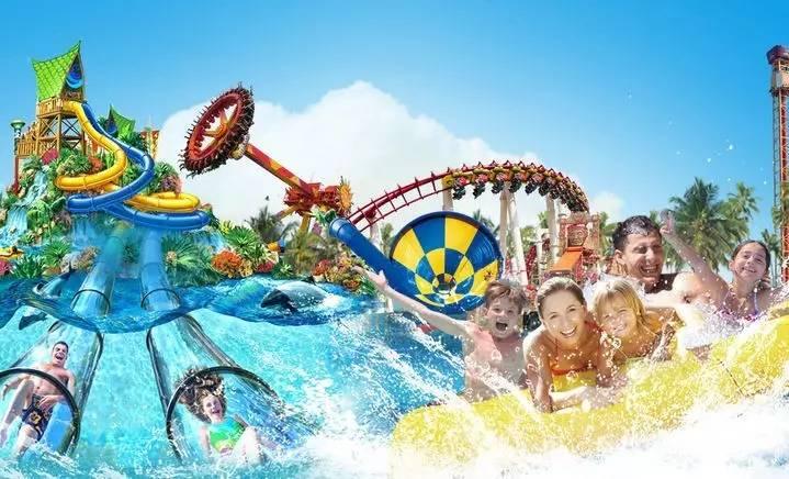【万达旅游】杭州湾海皮岛水世界 欢乐世界 象山松兰山海滨度假区  住